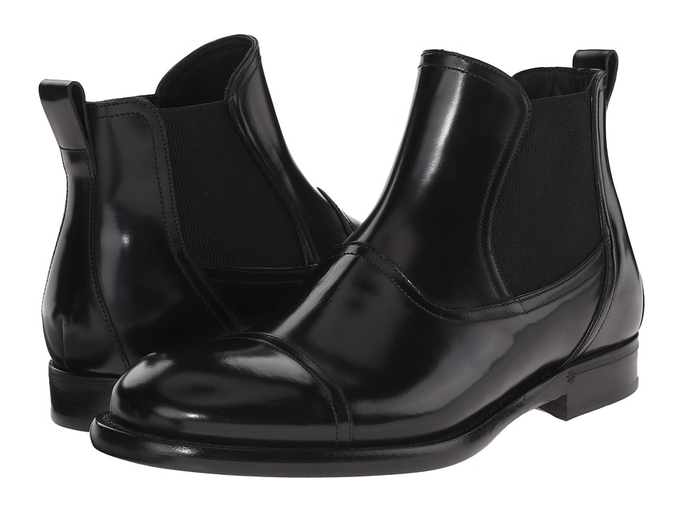 Dolce & Gabbana - Ankle Boots (Black) Men's Pull-on Boots