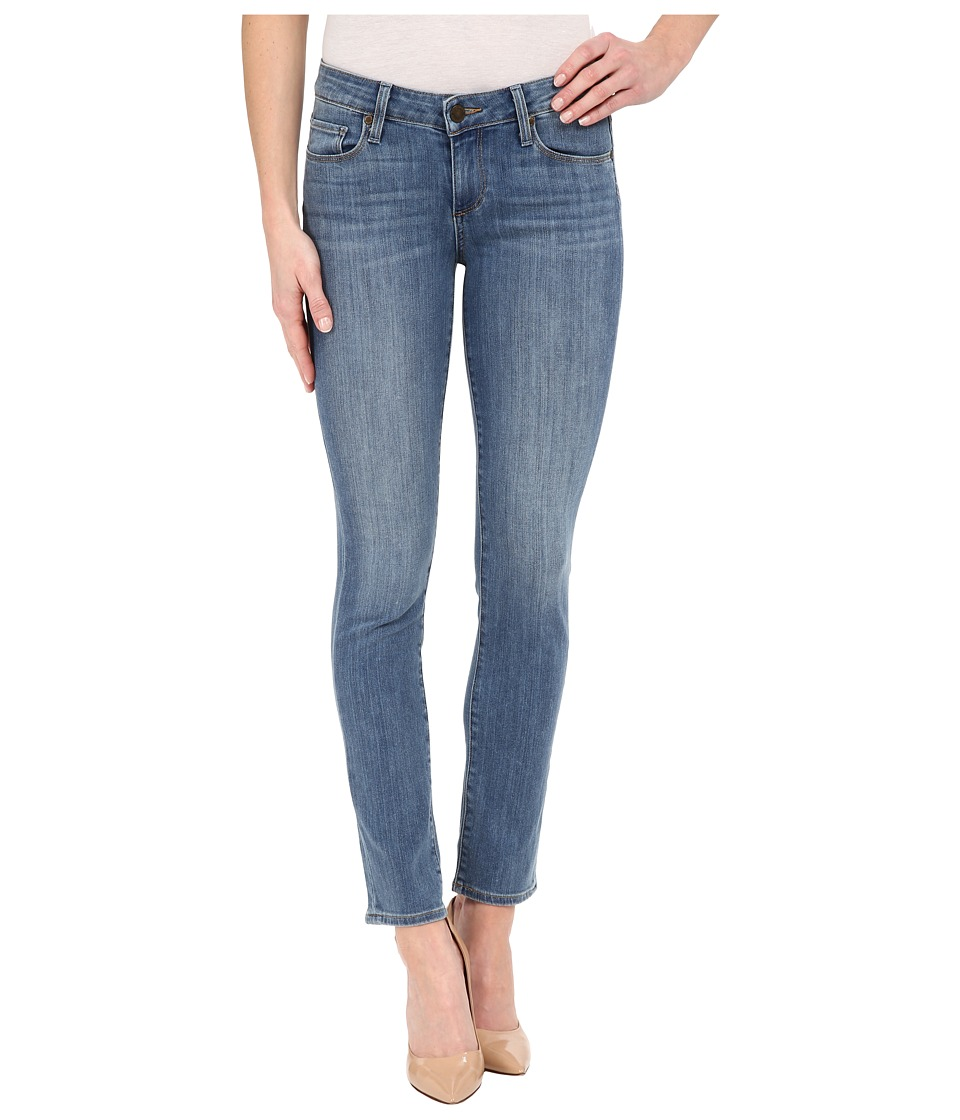 Paige - Skyline Ankle Peg in Quill (Quill) Women's Jeans