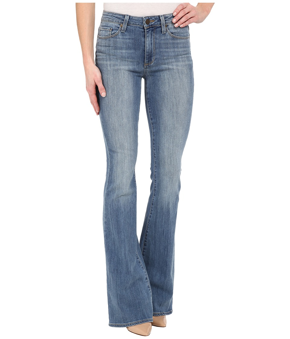 Paige - High Rise Bell Canyon in Quill (Quill) Women's Jeans