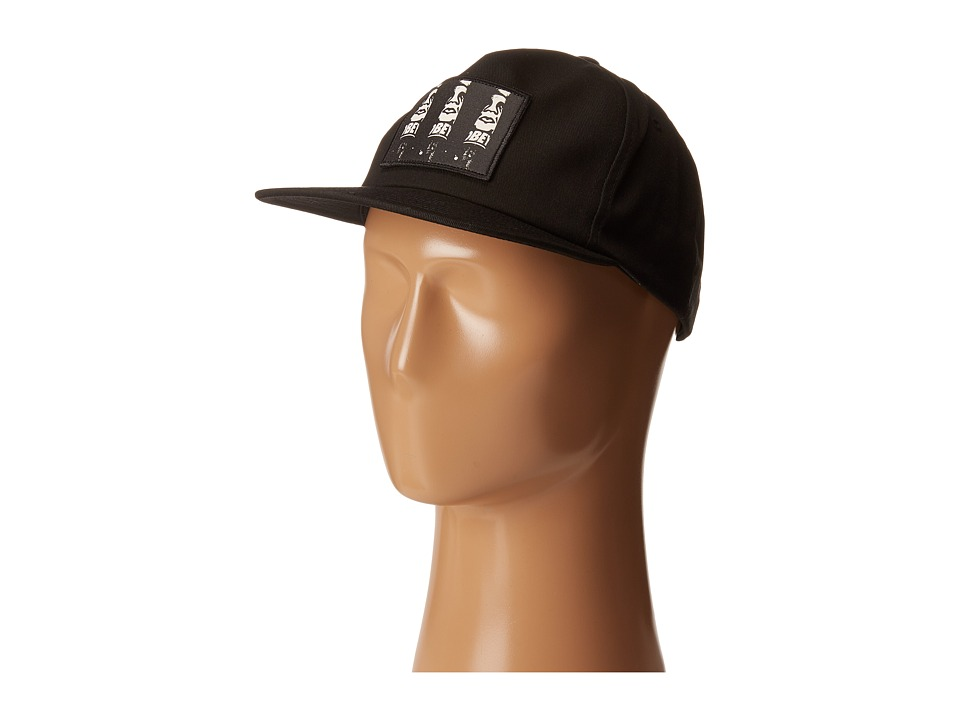 Obey - Cyber Hat (Black) Caps
