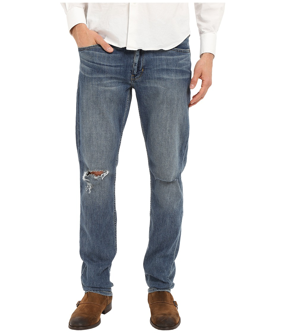 Paige - Lennox in Sanford Destructed (Sanford Destructed) Men's Jeans
