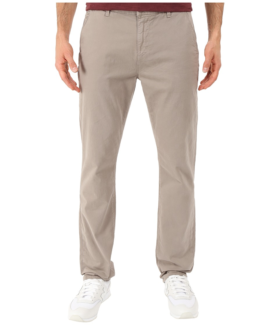 Paige - Deacon Chino in Brushed Nickel (Brushed Nickel) Men's Jeans