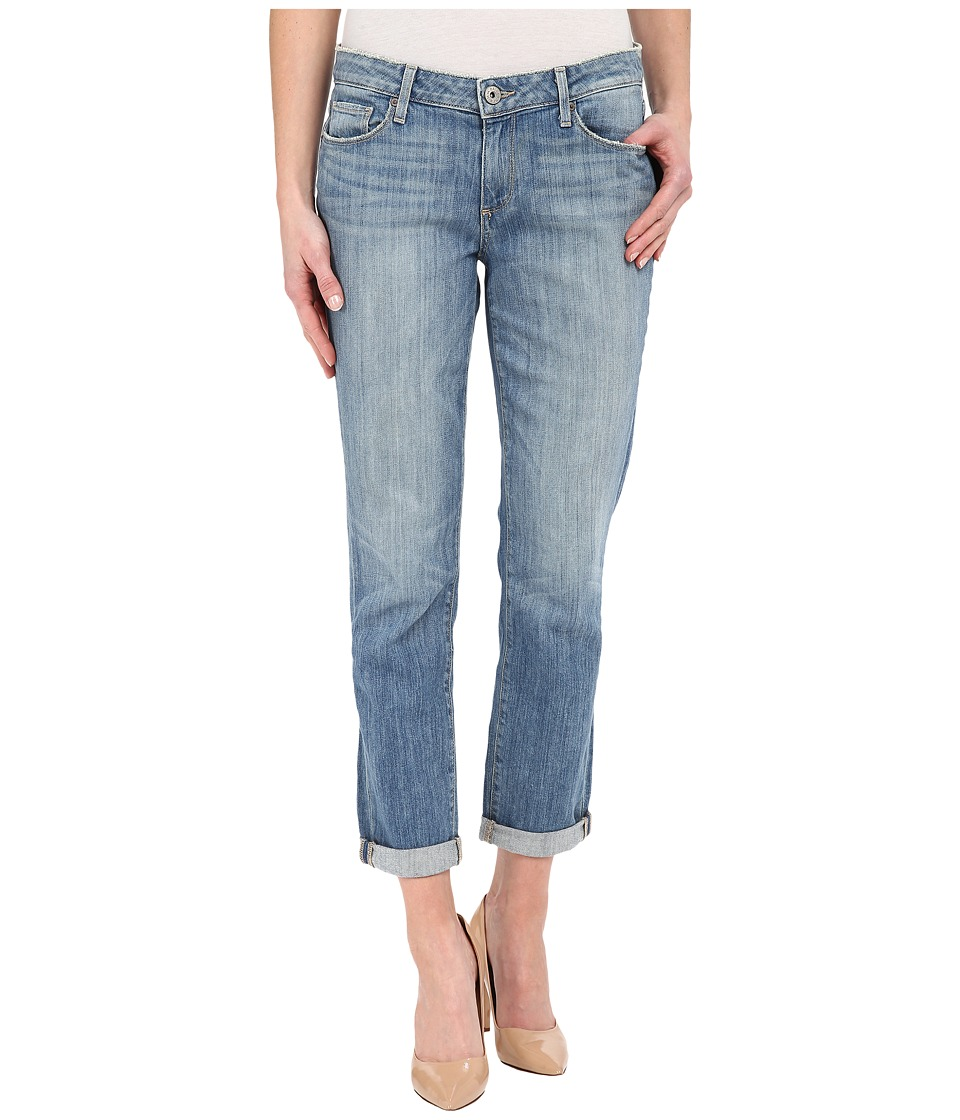 Paige - Jimmy Jimmy Crop in Elvie (Elvie) Women's Jeans