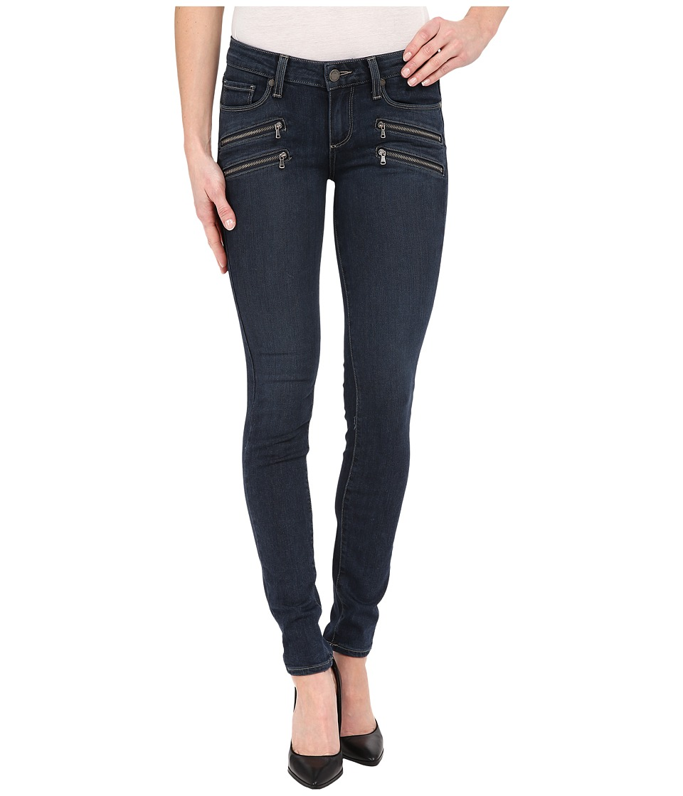 Paige Edgemont Ultra Skinny in Amaris No Whiskers (Amaris No Whiskers) Women's Jeans