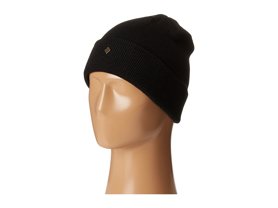 Obey - Essentials Beanie (Black) Beanies