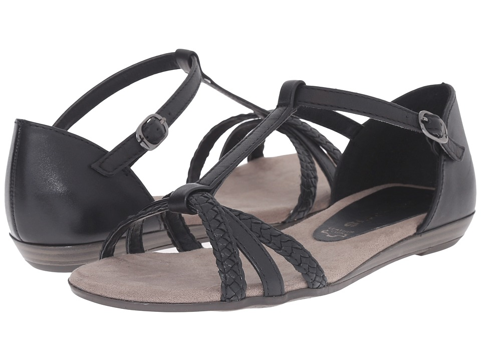 Tamaris Verbena 28137-26 (Black) Women