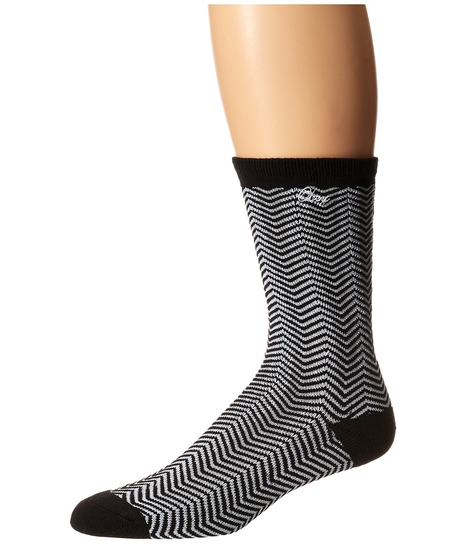 Obey - Lister Socks (Black Multi) Men