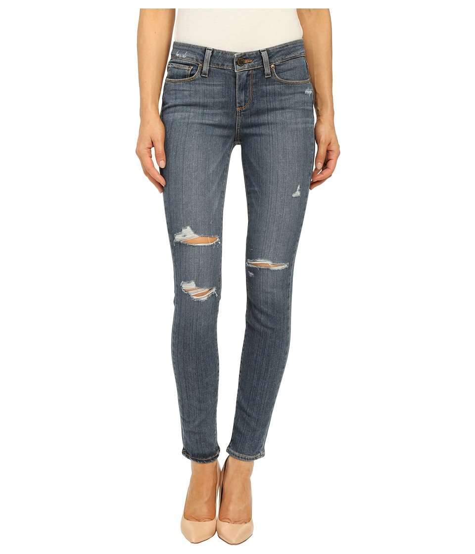 Paige - Verdugo Ankle in Brady Destructed (Brady Destructed) Women's Jeans