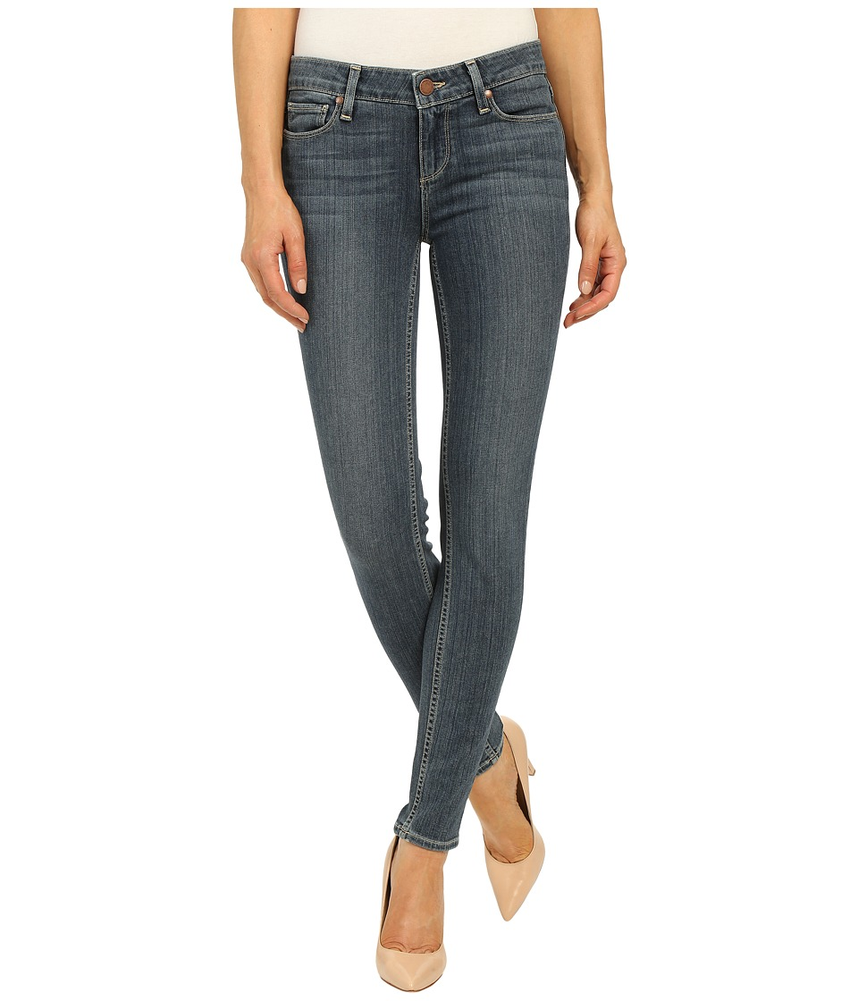 Paige Verdugo Ankle w/ Caballo Inseam in Atlas (Atlas) Women's Jeans