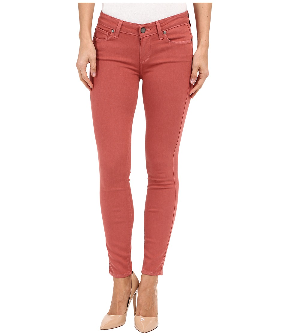 Paige - Verdugo Ankle in Red Clay (Red Clay) Women's Jeans