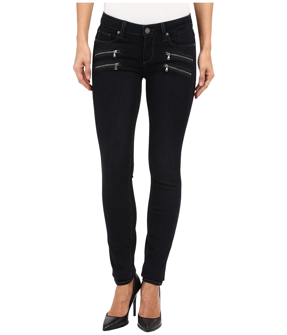 Paige - Edgemont Ultra Skinny in Eris No Whiskers (Eris No Whiskers) Women's Jeans