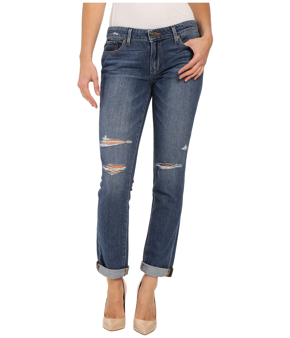 Paige Jimmy Jimmy Skinny in Brady Destructed (Brady Destructed) Women's Jeans