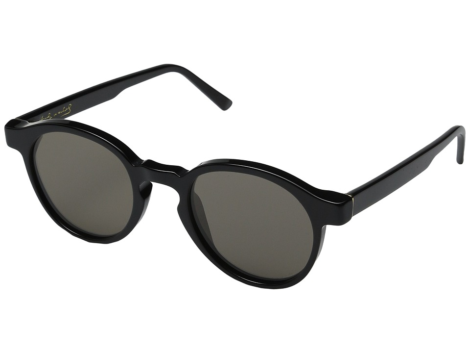 Super - The Iconic (Black/Black) Fashion Sunglasses