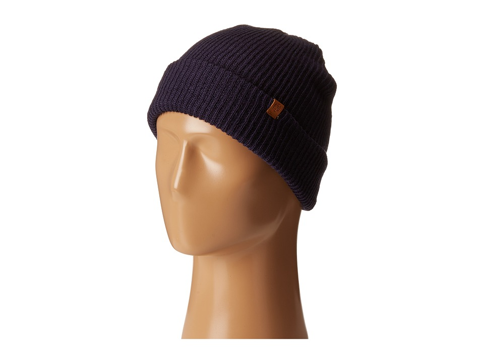 Obey - Ruger Monogram Beanie (Navy) Beanies