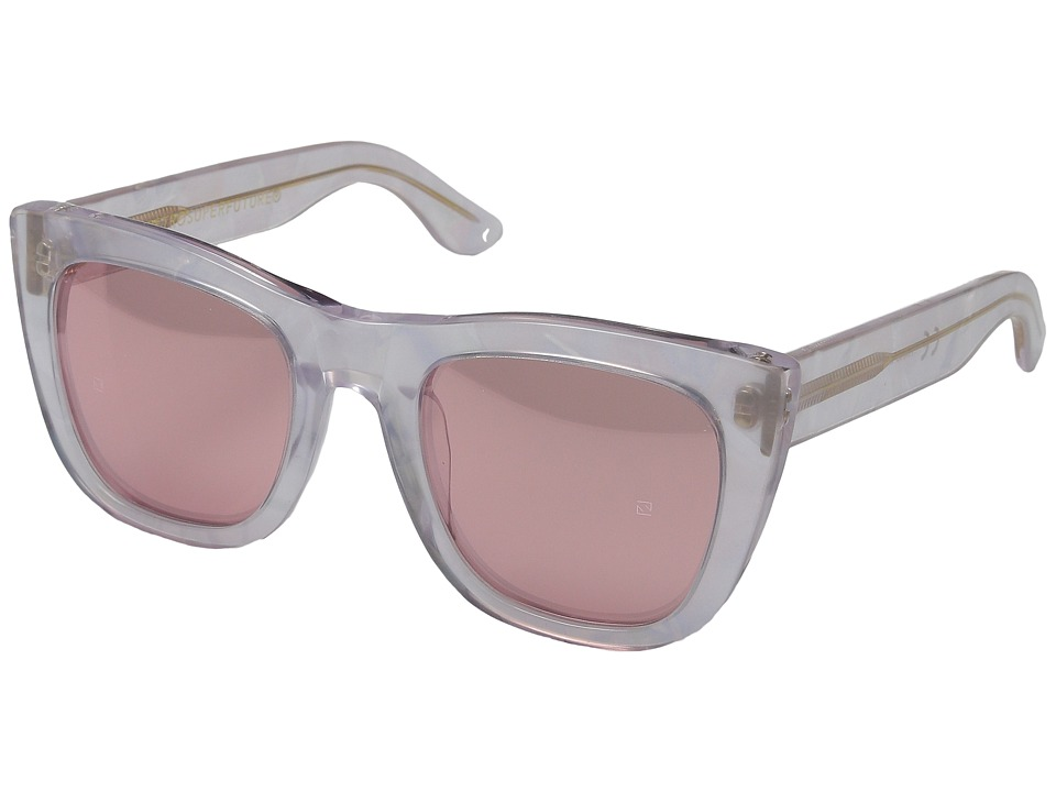 Super - Gals Pool (Shiny Translucent Pink) Fashion Sunglasses