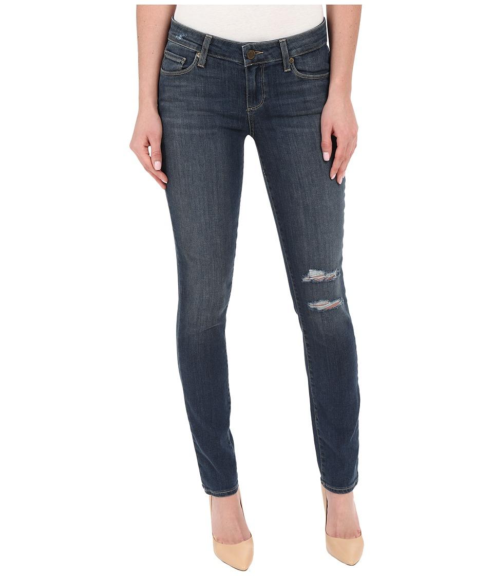 Paige - Skyline Ankle Peg in Brooks Destructed (Brooks Destructed) Women's Jeans