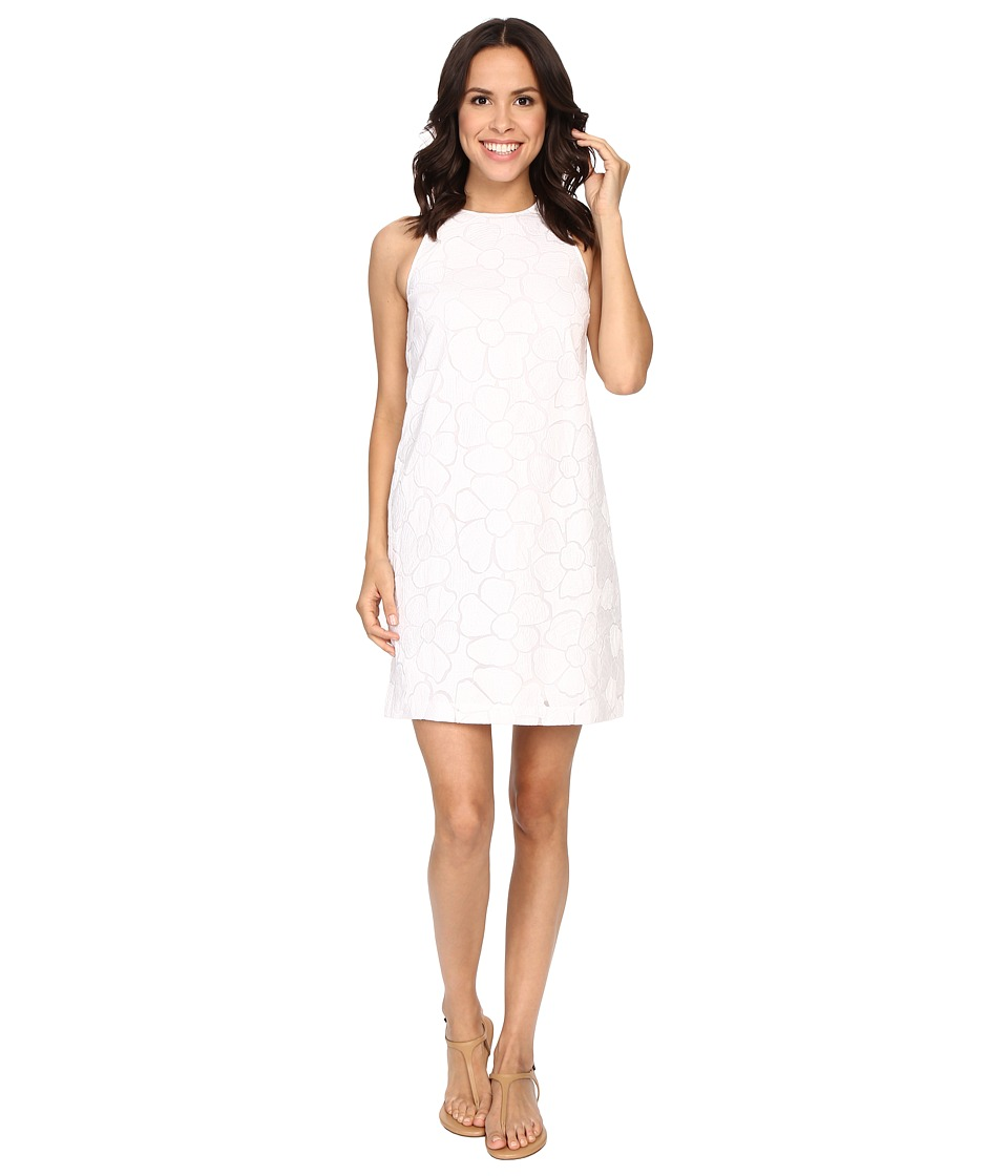 Tommy Bahama - Bonjour Blooms Shift Dress (White) Women's Dress