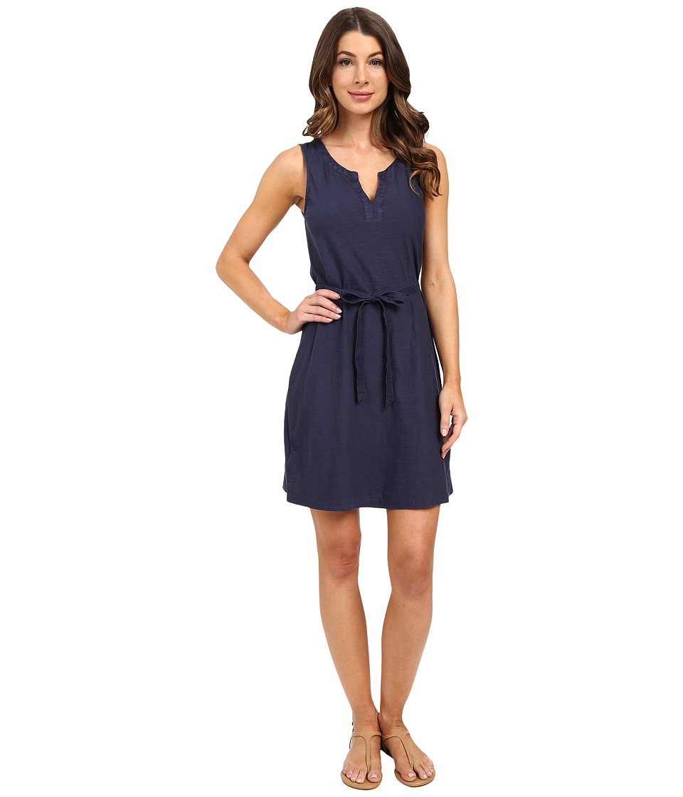 Tommy Bahama - Arden Jersey A-Line Short Dress (Ocean Deep) Women's Dress
