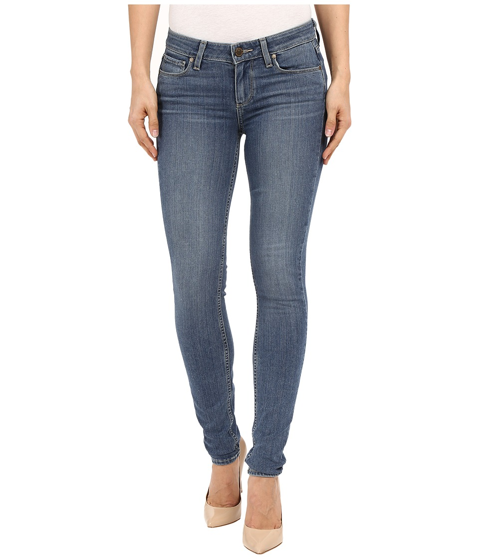 Paige - Verdugo Ultra Skinny w/ Caballo Inseam in Jace (Jace) Women's Jeans