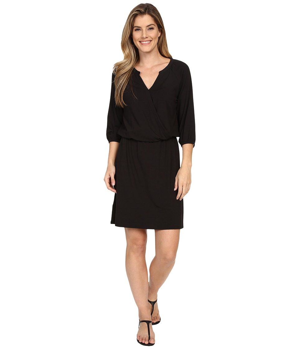 Tommy Bahama Tambour 3-4 Sleeve Blouson Dress