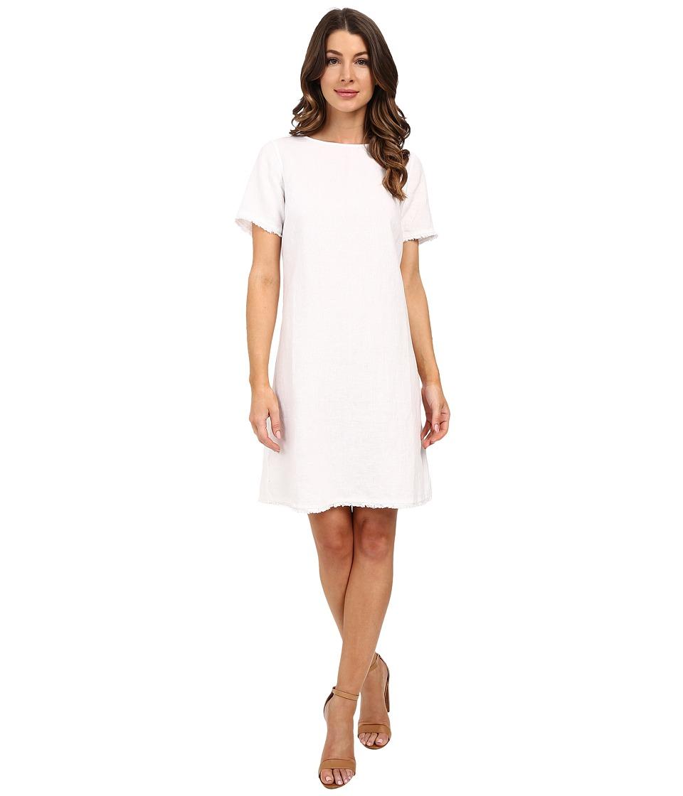 Tommy Bahama - Two Palms T-Shirt Dress (White) Women's Dress