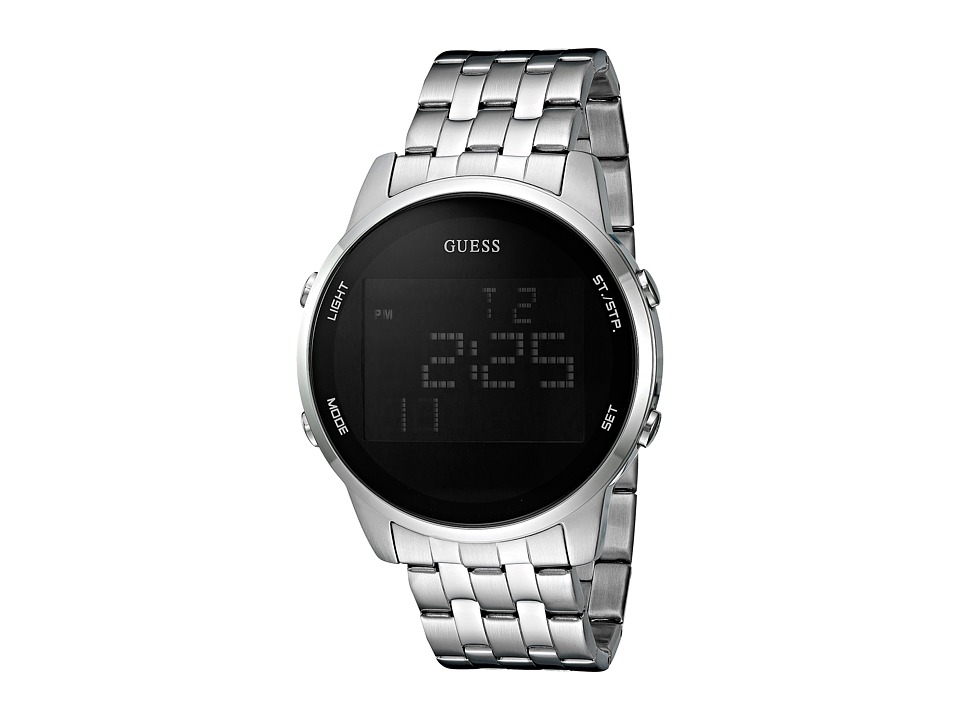 GUESS - U0786G1 (Silver) Watches