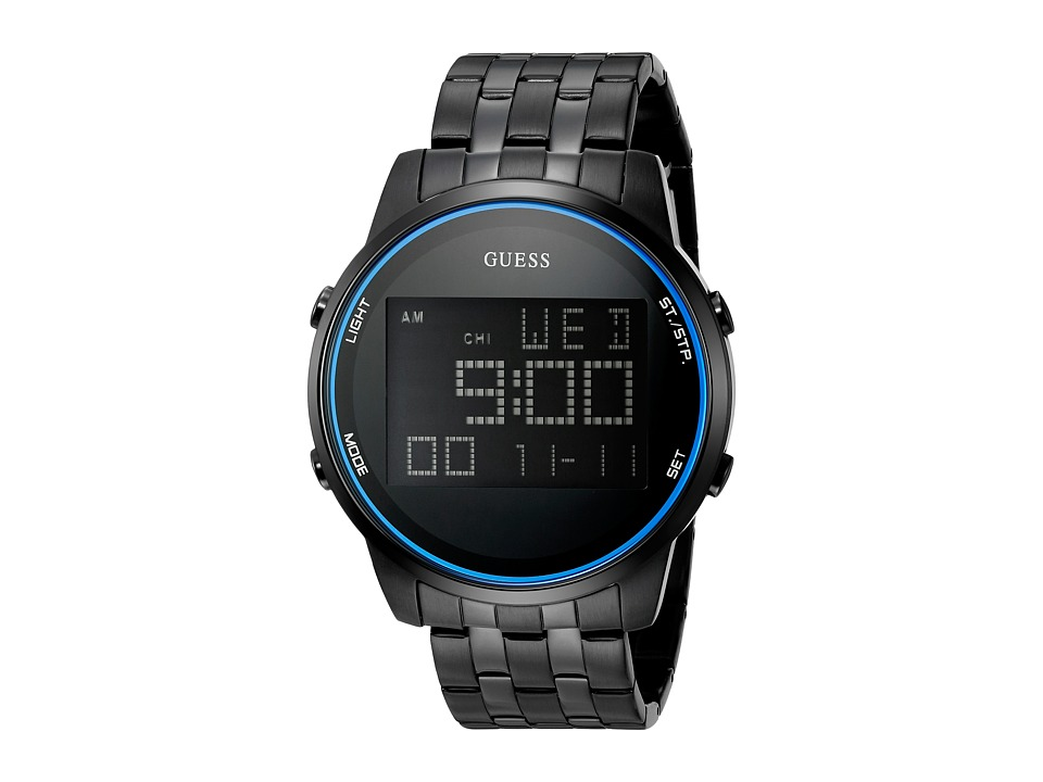GUESS - U0786G2 (Black) Watches