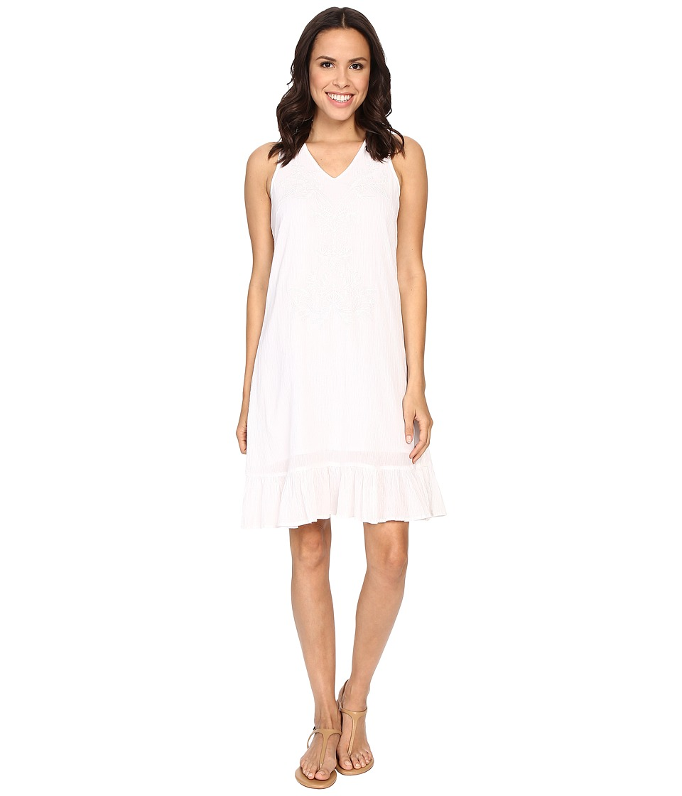 Tommy Bahama - Paradise De Provence Dress (White) Women's Dress