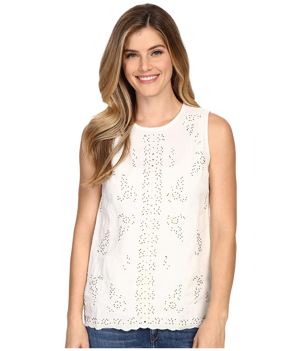 Tommy Bahama - Bell Leaves Tank (Lace) Women's Sleeveless