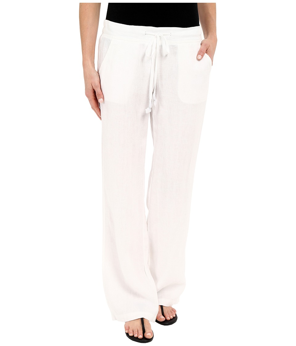 Tommy Bahama - New Two Palms Pants (White) Women's Casual Pants