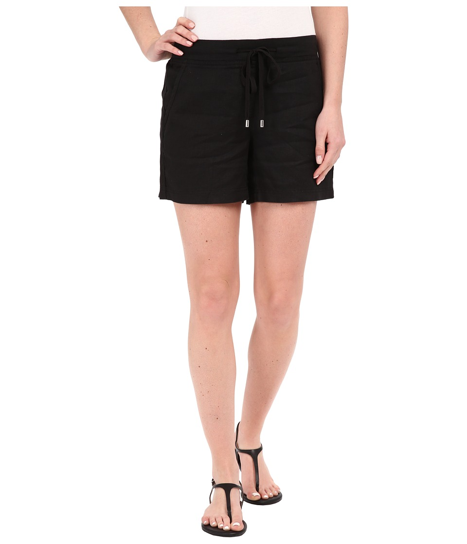Tommy Bahama - Two Palms Drawstring Shorts (Black) Women's Shorts