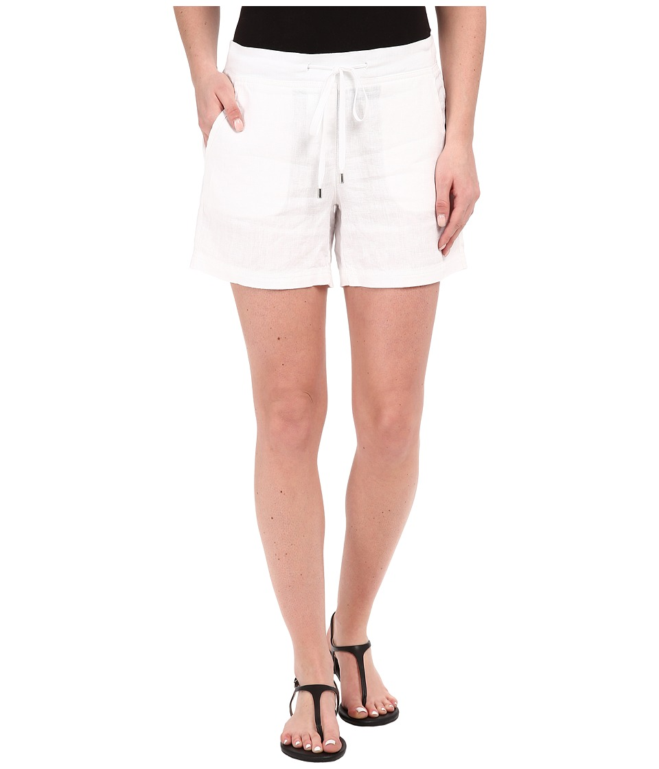 Tommy Bahama - Two Palms Drawstring Shorts (White) Women's Shorts