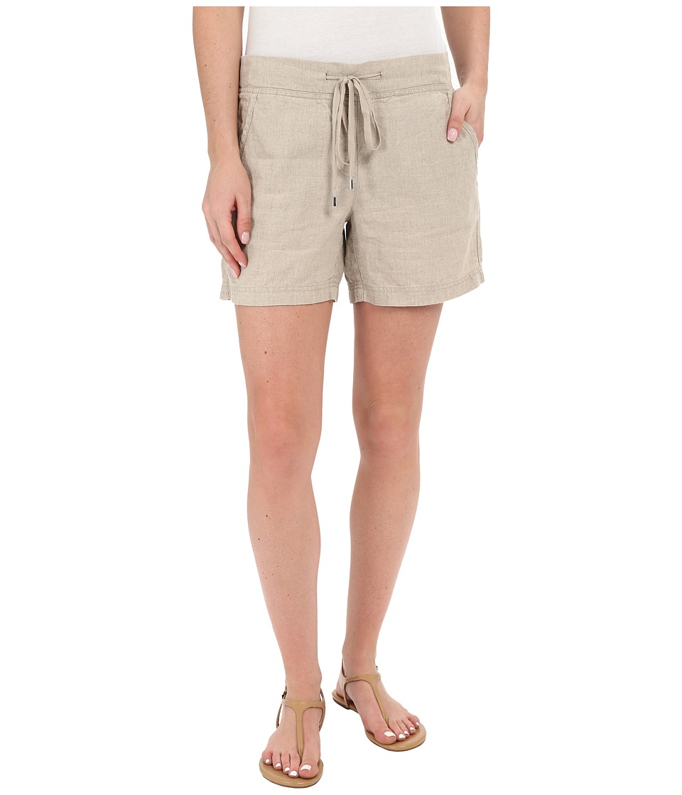 Tommy Bahama - Two Palms Drawstring Shorts (Natural) Women's Shorts