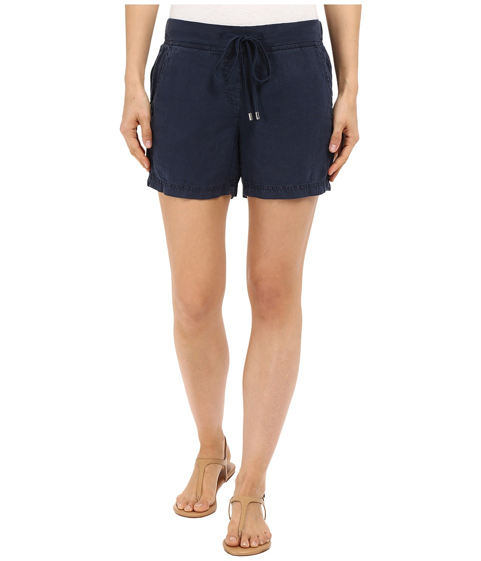 Tommy Bahama - Two Palms Drawstring Shorts (Ocean Deep) Women's Shorts