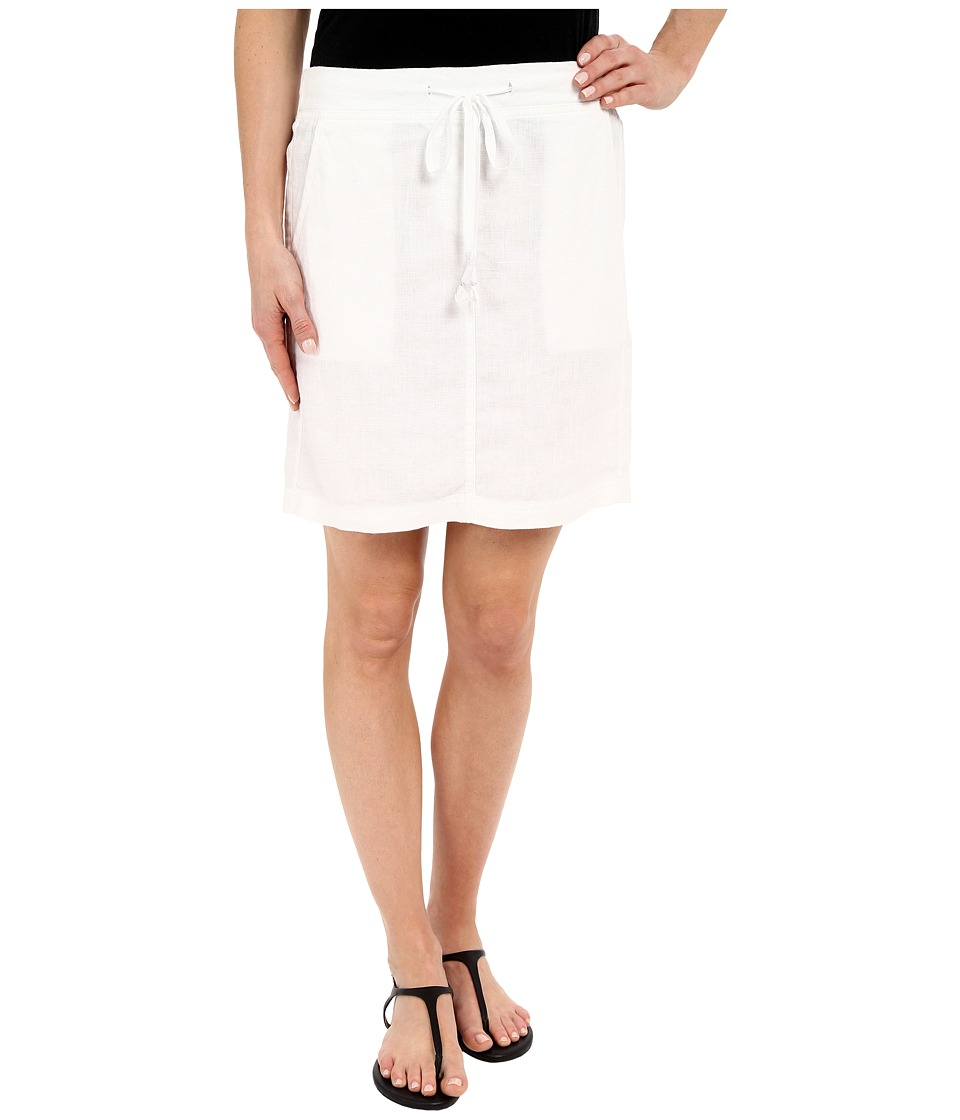 Tommy Bahama New Two Palms Skirt (White) Women