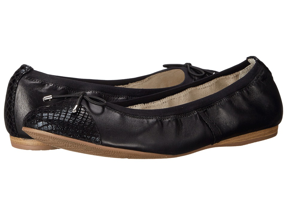 Tamaris - Alena 22129-26 (Black/Black Str.) Women's Shoes