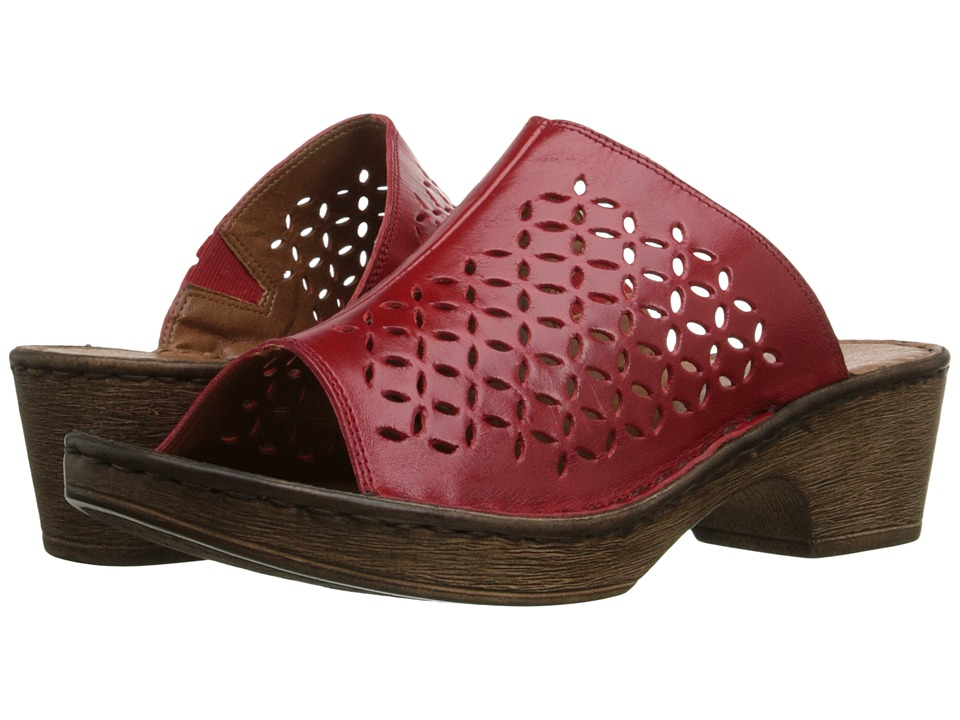 Josef Seibel - Rebecca 25 (Coral) Women's Sandals