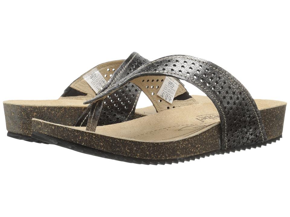 Josef Seibel - Angie 11 (Basalt) Women's Sandals