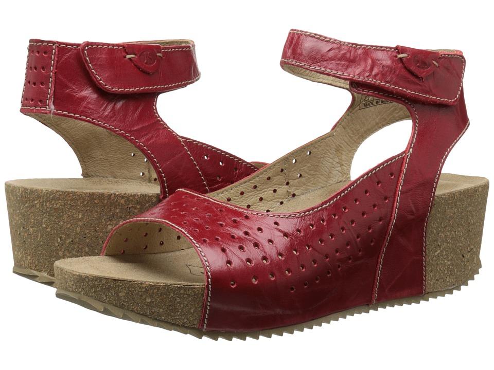 Josef Seibel - Meike 01 (Opera) Women's Wedge Shoes