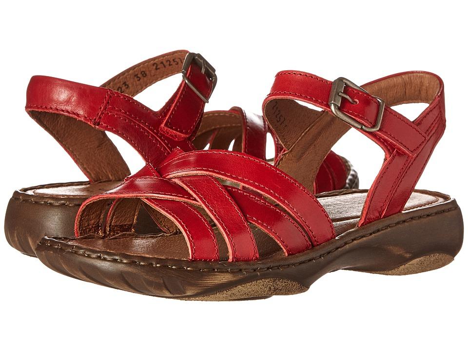 Josef Seibel - Debra 23 (Coral) Women's Sandals