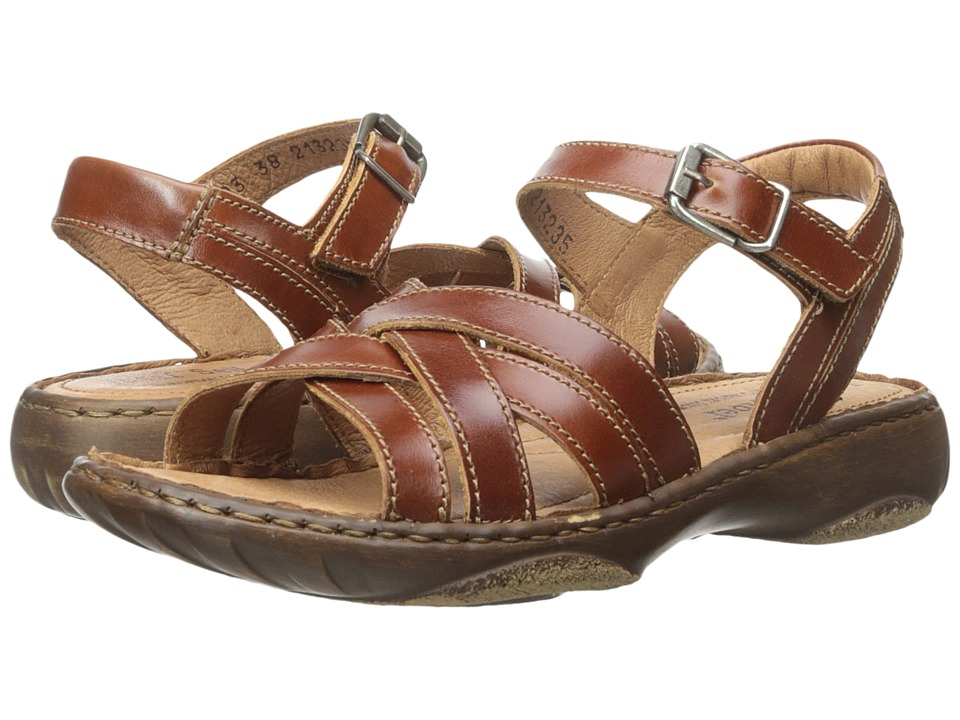 Josef Seibel - Debra 23 (Camel) Women's Sandals