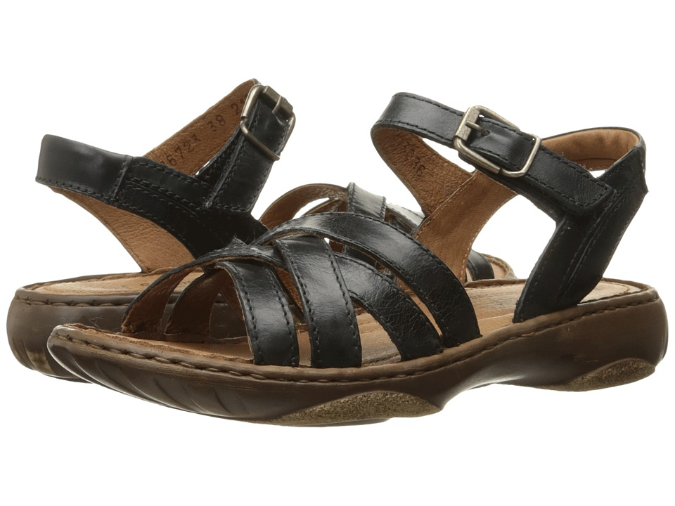 Josef Seibel - Debra 23 (Black) Women's Sandals