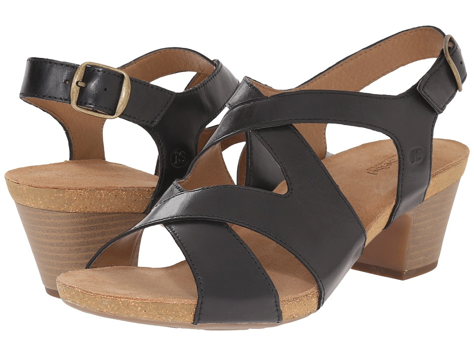 Josef Seibel - Ruth 15 (Black) Women's Sandals