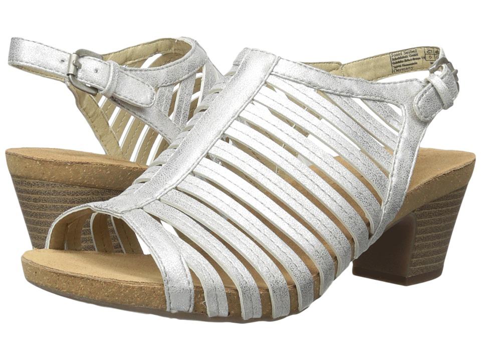 Josef Seibel - Ruth 21 (Cristal) Women's Sandals