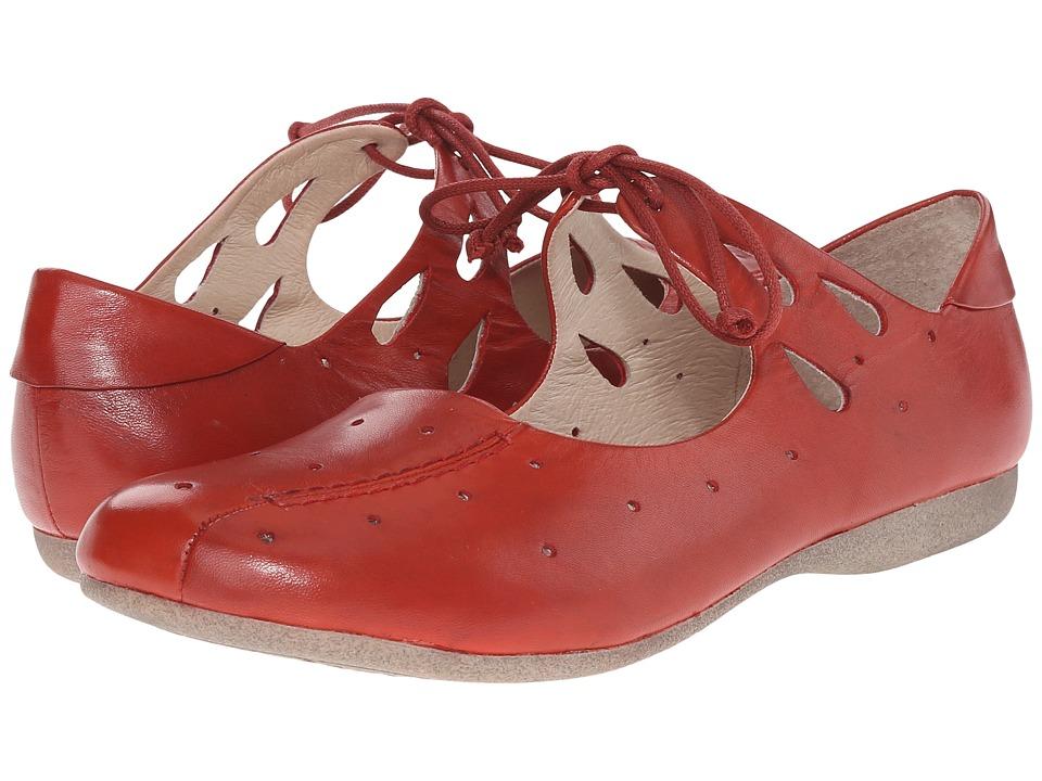 Josef Seibel - Fiona 09 (Rubin) Women's Flat Shoes