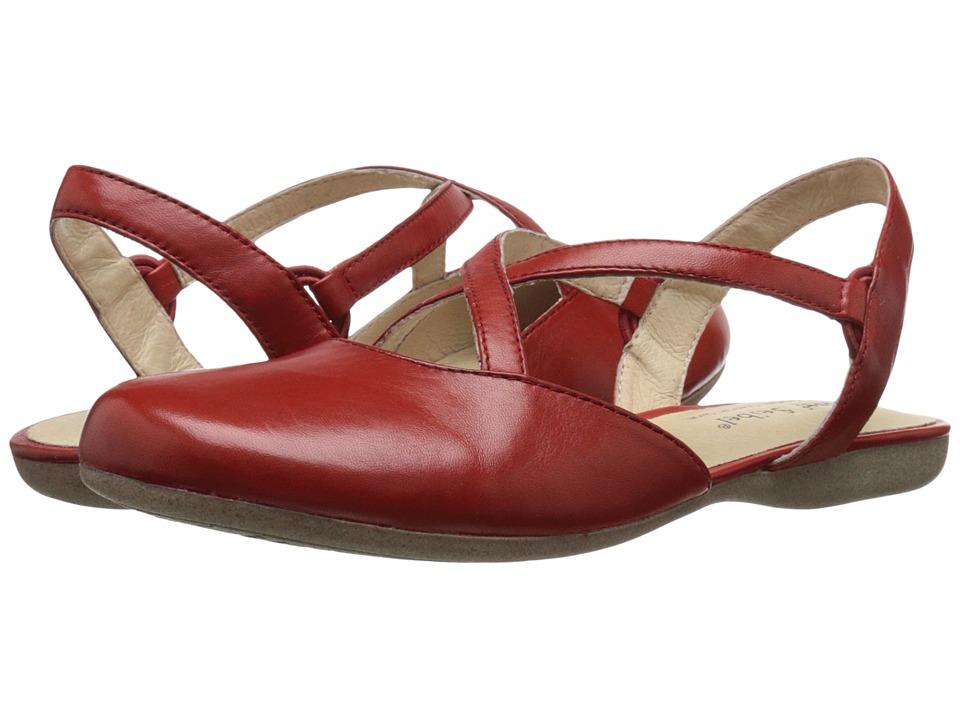 Josef Seibel - Fiona 13 (Rubin) Women's Flat Shoes