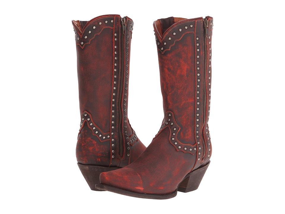 Dan Post - Heatwave (Red) Cowboy Boots
