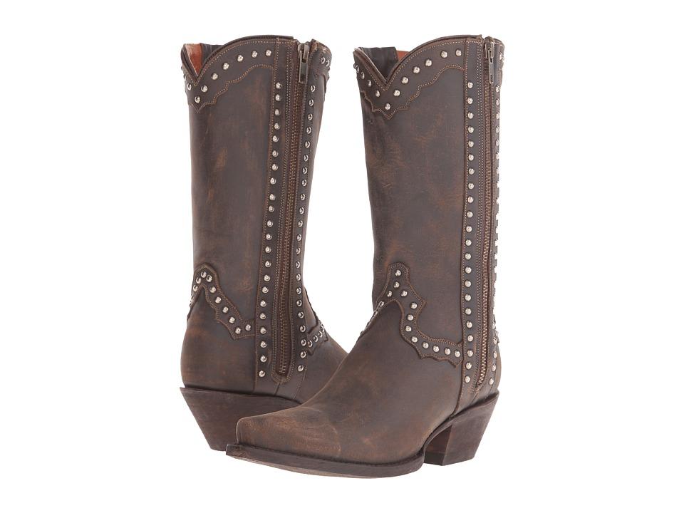 Dan Post Heatwave (Brown) Cowboy Boots