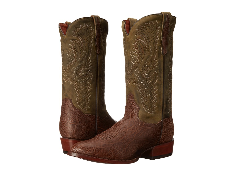 Dan Post - High Plains (Brown) Cowboy Boots