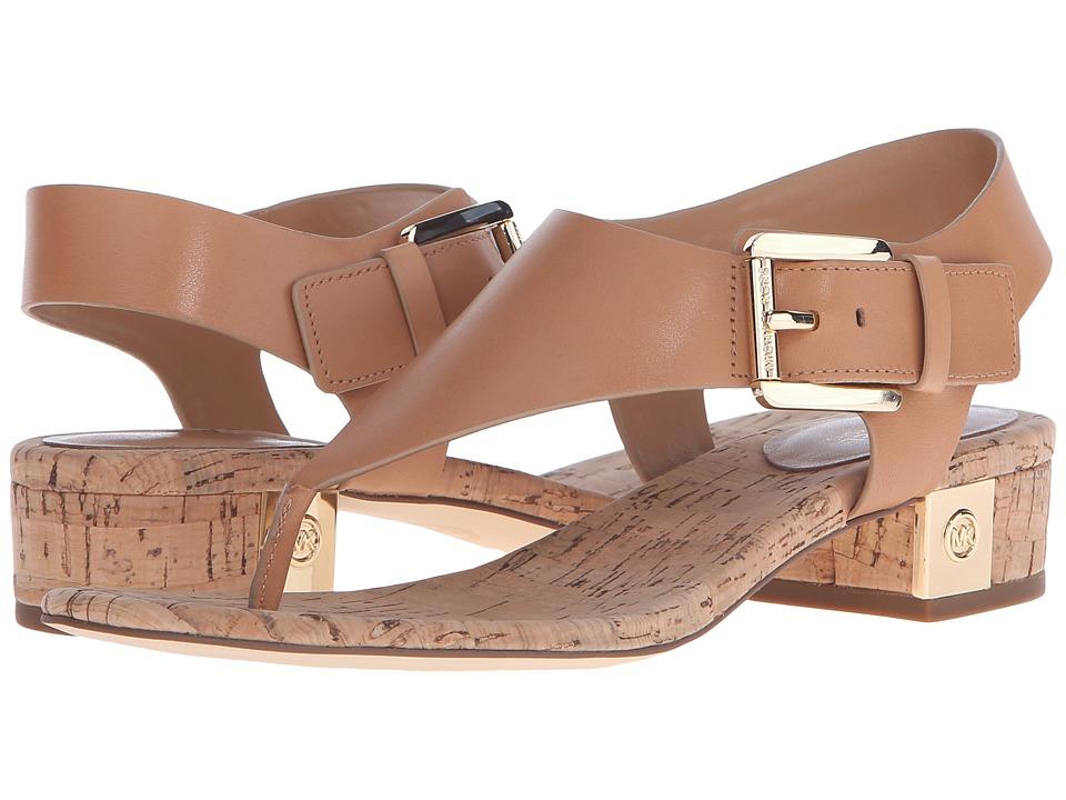 f6a0a6d5380 ... product image for MICHAEL Michael Kors - London Thong (Sun Tan  Vachetta  UPC 190141021603 product image for Nwb Michael Kors London Thongs  Sandals ...